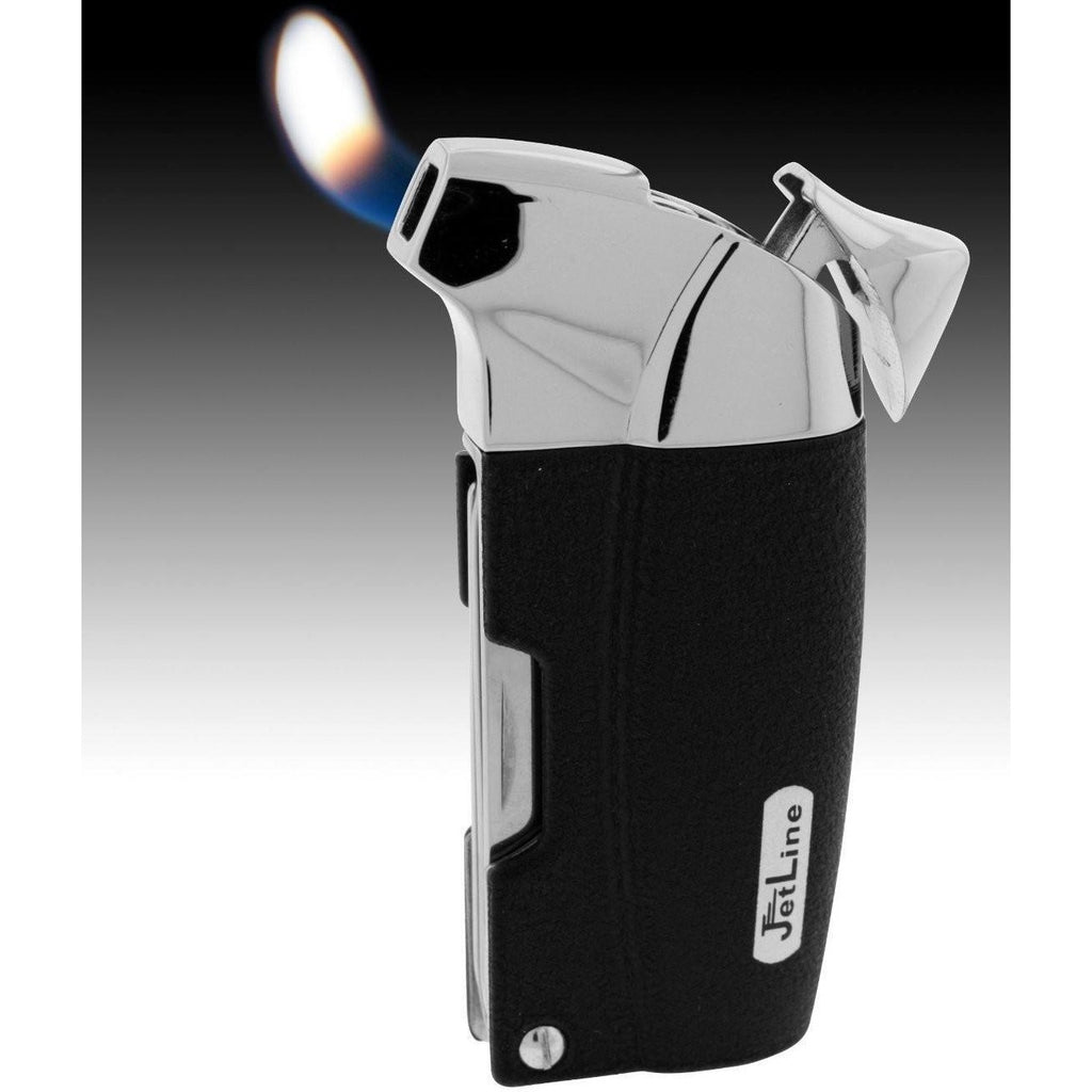 JetLine Lacardo Soft Flame Lighter - WoodStonePipes.com   - 5