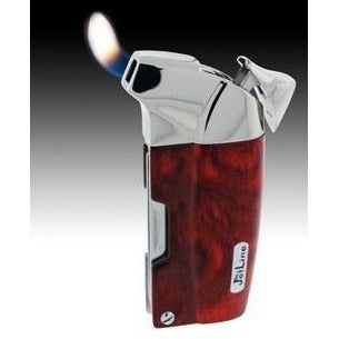 JetLine Lacardo Soft Flame Lighter - WoodStonePipes.com   - 7