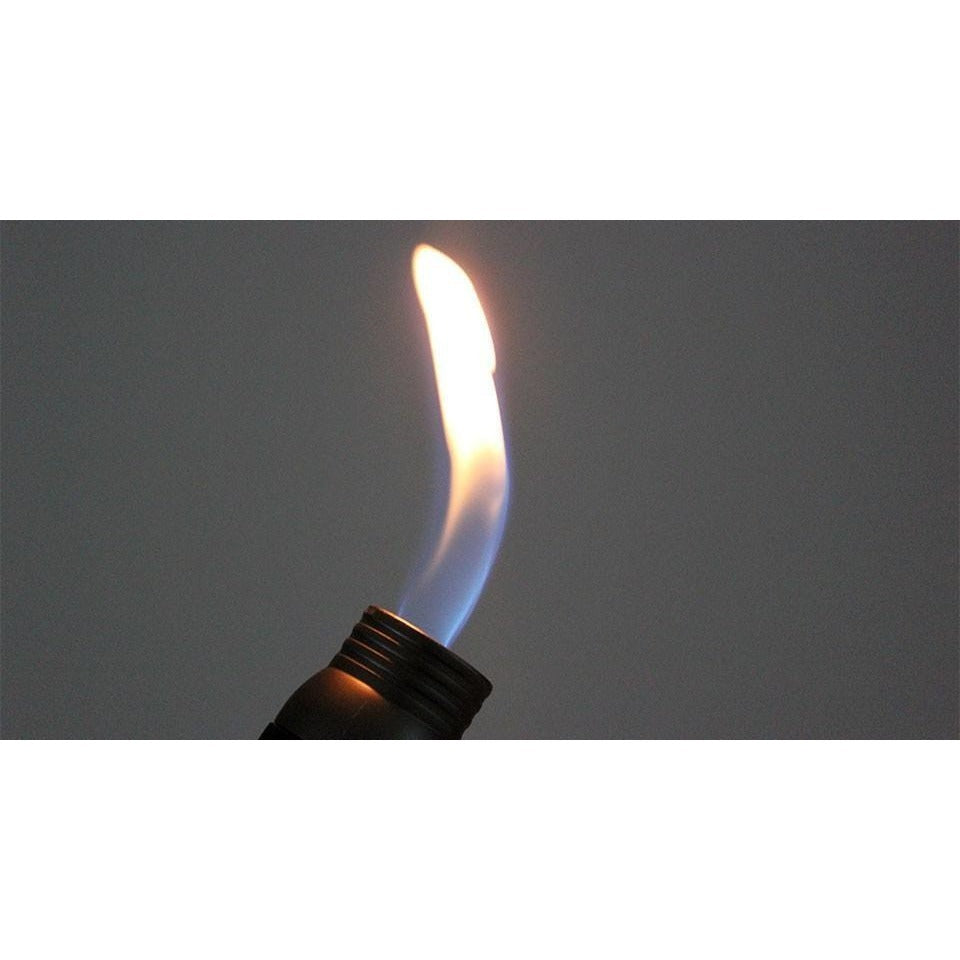 Pen Style Butane Jet Torch and Soft Flame Lighter with Easyto Adjust Switch - WoodStonePipes.com   - 3