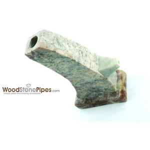 "3"" Stone Tower Pipe - WoodStonePipes.com   - 1"
