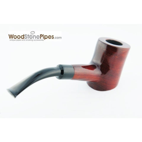 "Cherrywood Style Rosewood Tobacco Pipe - 5"" - WoodStonePipes.com   - 6"