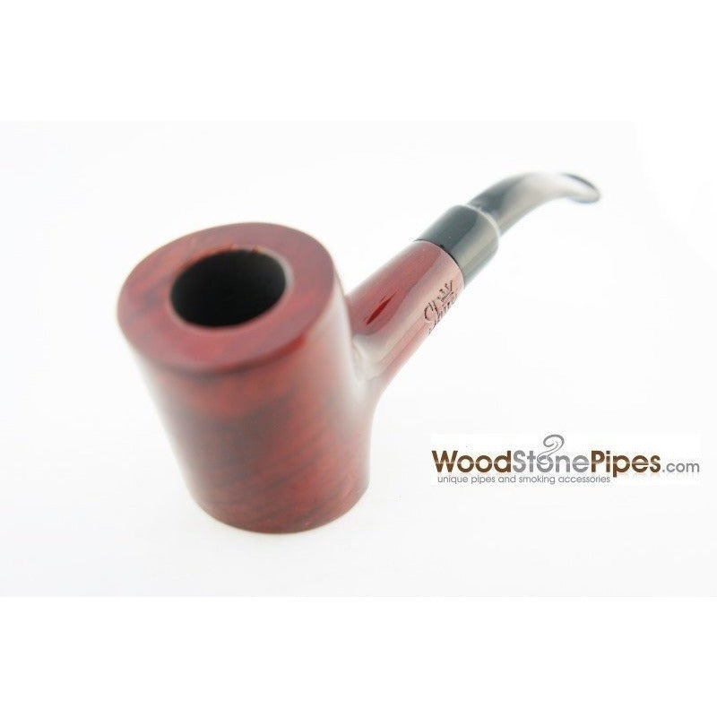 "Cherrywood Style Rosewood Tobacco Pipe - 5"" - WoodStonePipes.com   - 9"