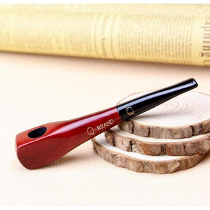 Mini Wood Smoking Pipe - WoodStonePipes.com   - 3