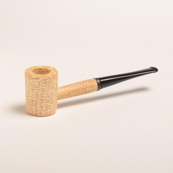 Washington Corn Cob Pipe - with Bent and Straight Bit - WoodStonePipes.com   - 4