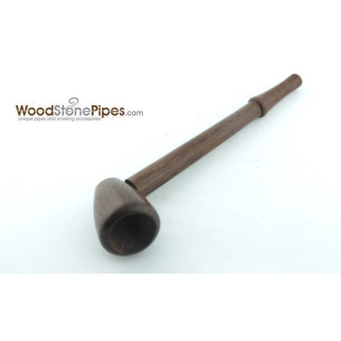 "4.5"" Mini Collectible Rosewood Wood Smoking Tobacco Pipe  Pipe - WoodStonePipes.com   - 8"