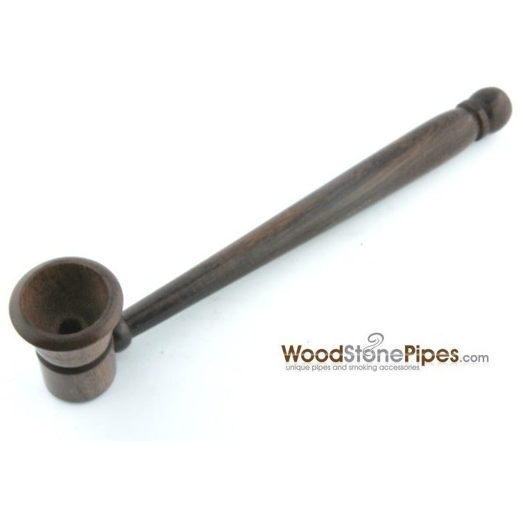"5"" Smoking Tobacco Pipe Collectible Rosewood Pipe - WoodStonePipes.com   - 3"