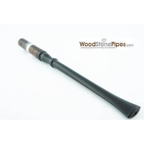 "7"" Reusable Rosewood Cigarette Holder"