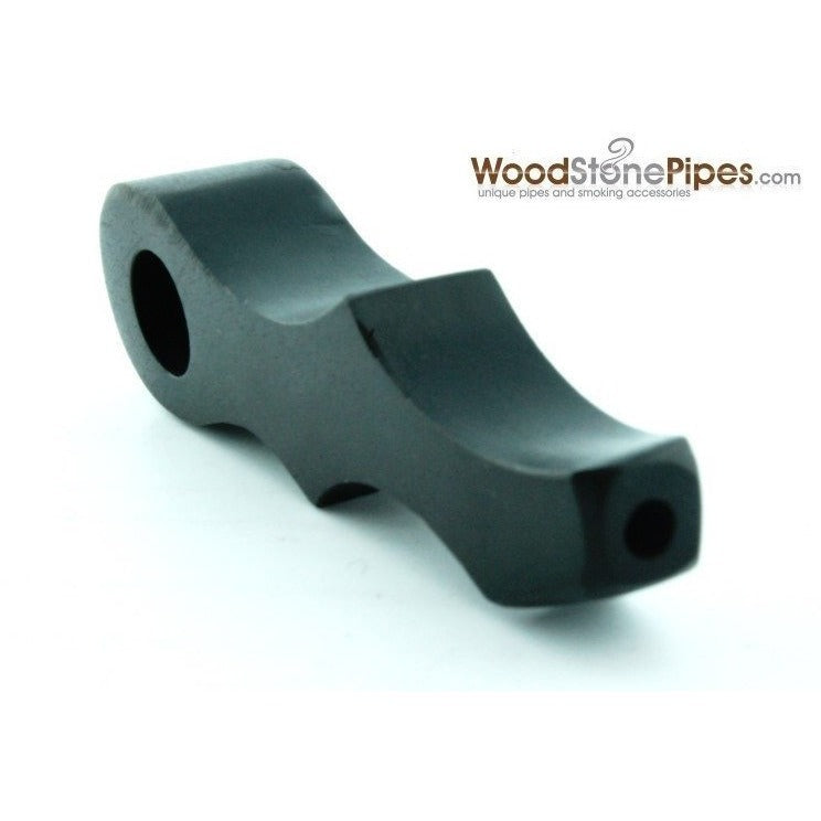 Mini Rosewood Wood Pipe - Smoking Pipe - WoodStonePipes.com   - 1