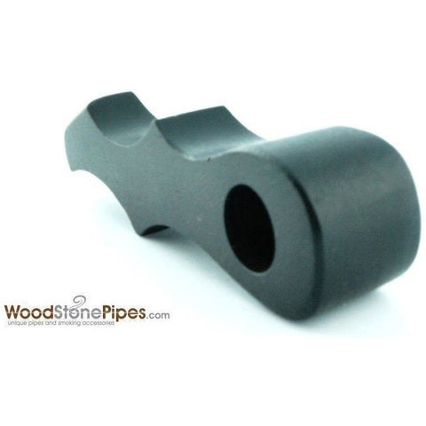 Mini Rosewood Wood Pipe - Smoking Pipe - WoodStonePipes.com   - 5
