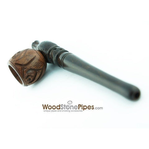 Smoking Pipe Wood Wooden - 5
