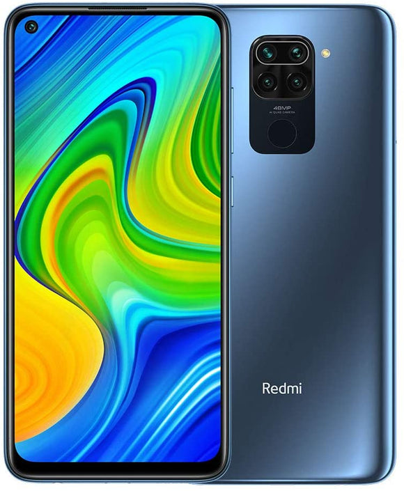 New Xiaomi Redmi Note 9 4GB RAM 128GB ROM MTK Helio  Global Version Ship From Germany