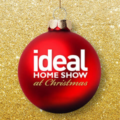 You're Invited! Ideal Home Show at Christmas 2016