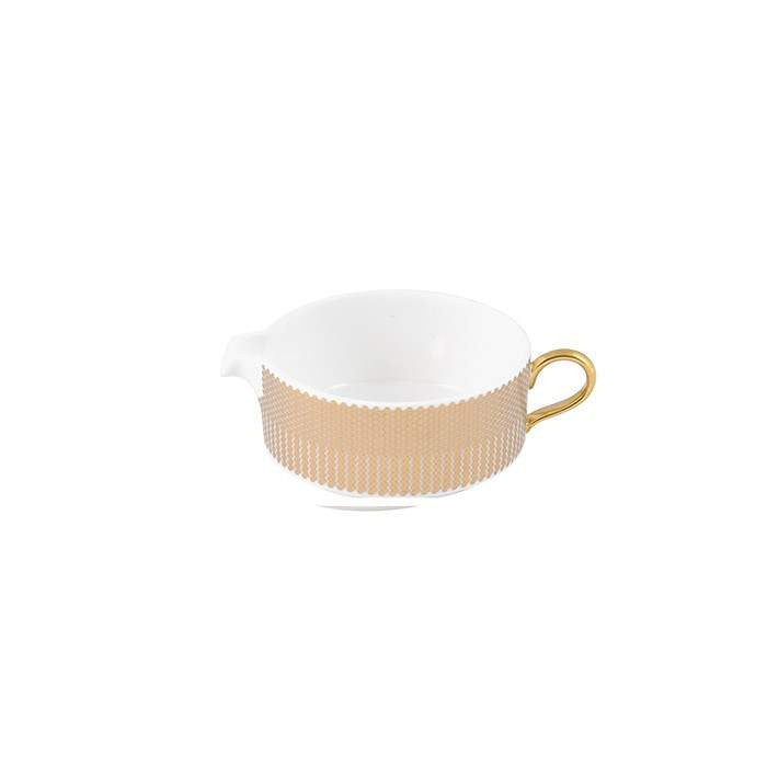 Benday Gold Creamer / Milk Jug