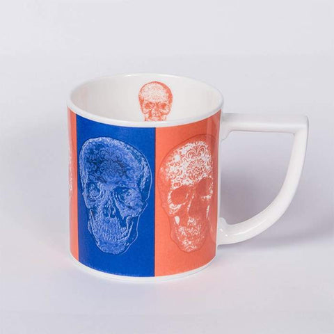The New English:Carniskull Mug