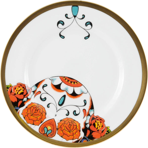 Inkhead Bread Plate