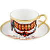 The New English:Inkhead Coffee Cup & Saucer