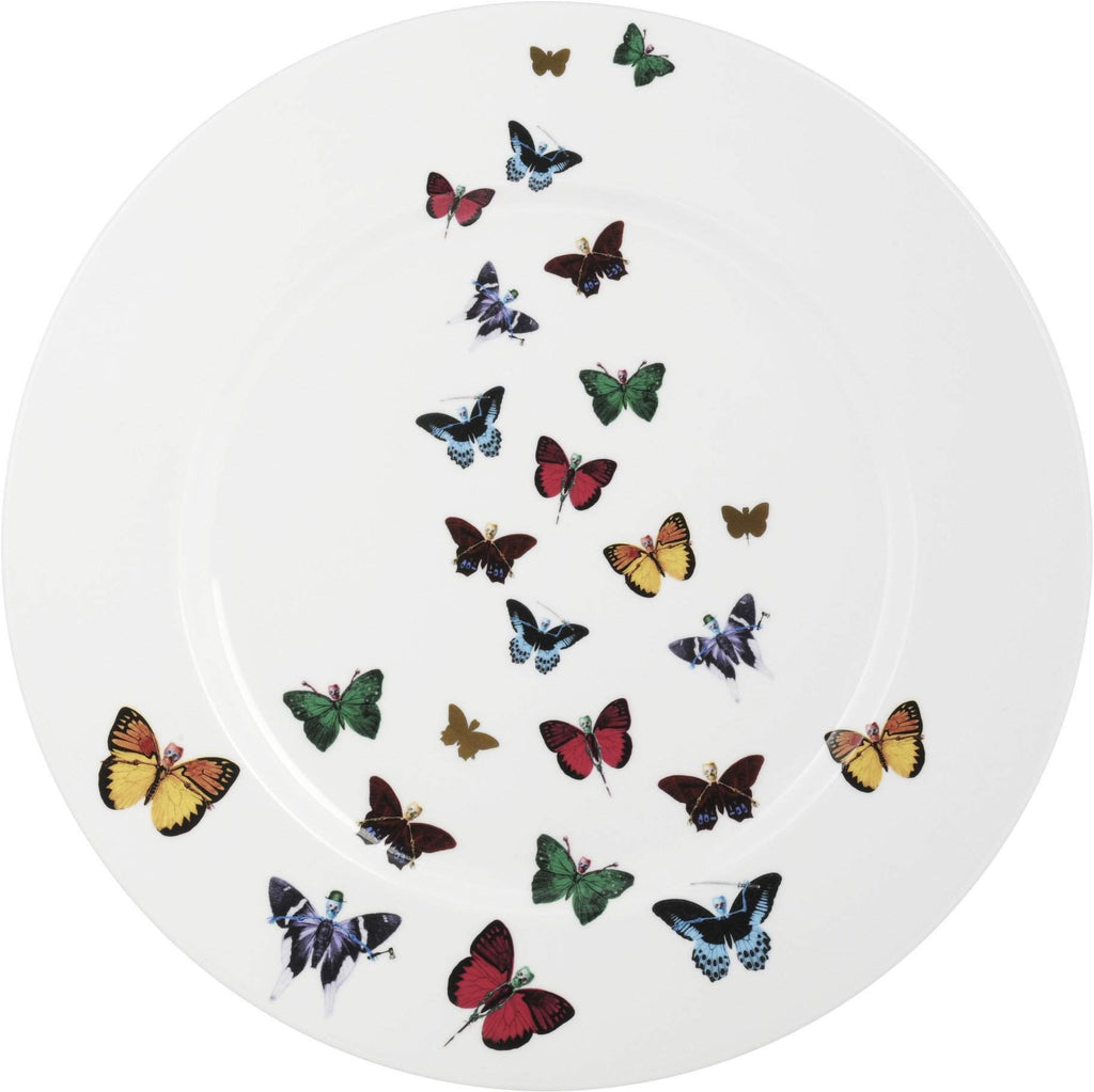 The New English:Lepidoptera Maximus Platter (Limited Edition of 500)