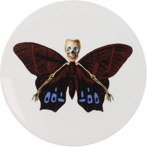 The New English:Lepidoptera Profundus Cake Plate