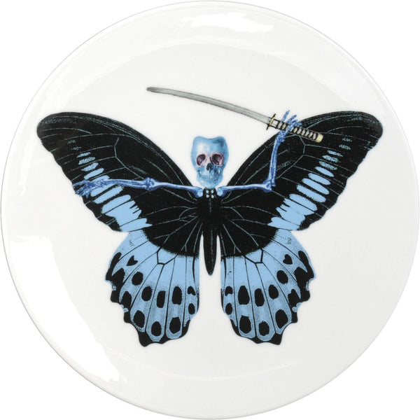 The New English:Lepidoptera Putulanus Cake Plate