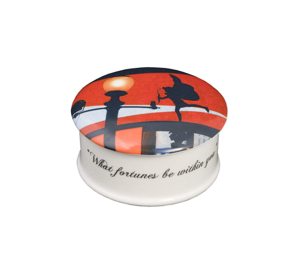 The New English:Love London Piccadilly Trinket Box