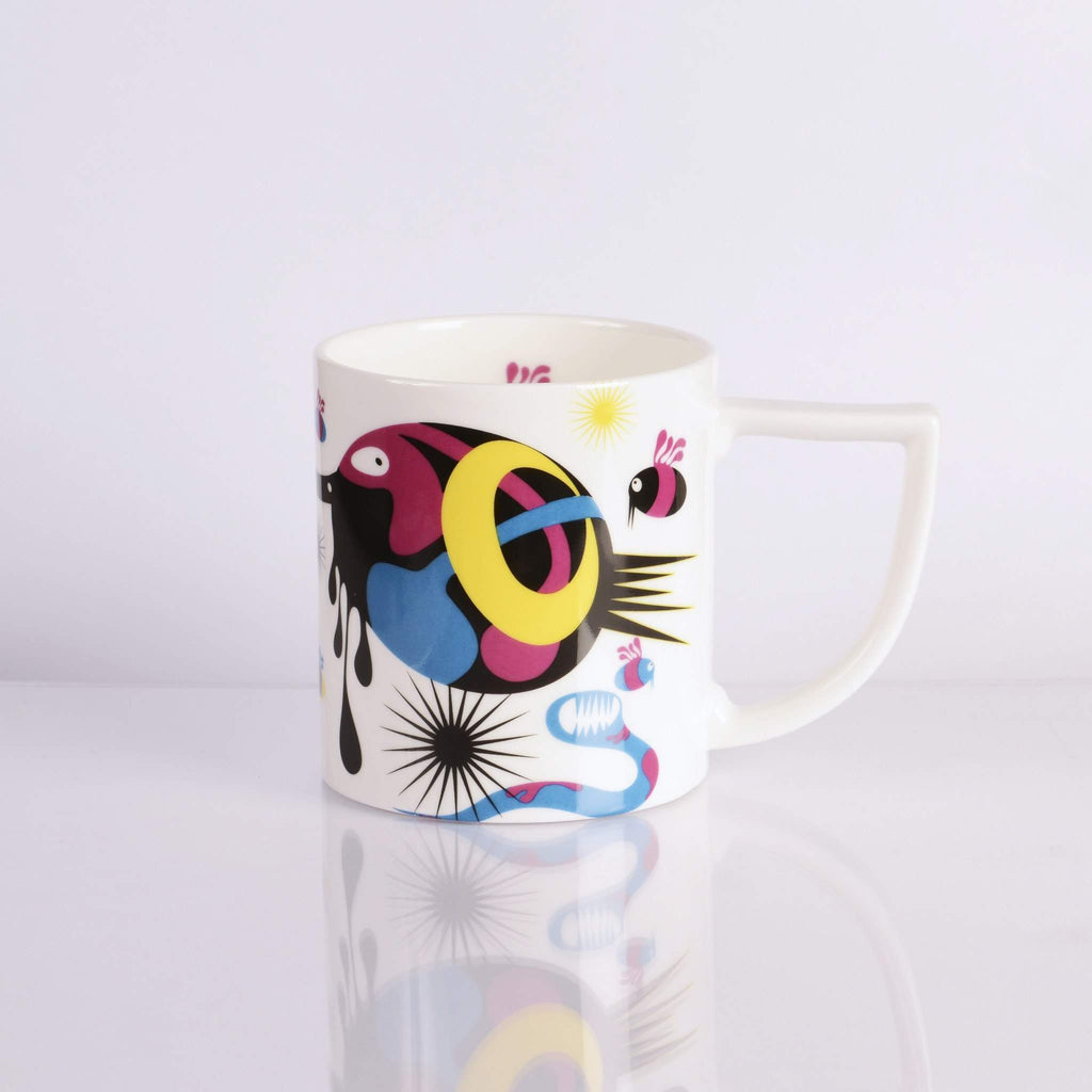 The New English:Mishiko Mug