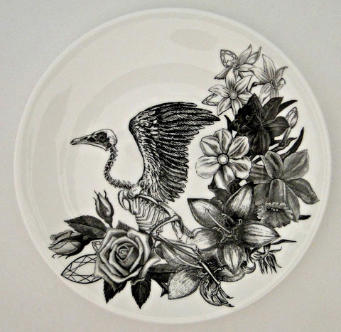 The New English:No.  229 - Memento Mori Bird (Limited Edition of 500)