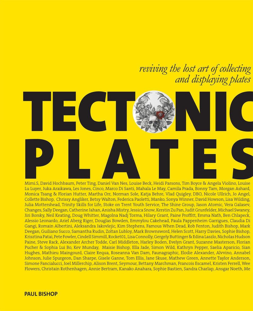 Tectonic Plate No. 266 - 7 Year Glitsch