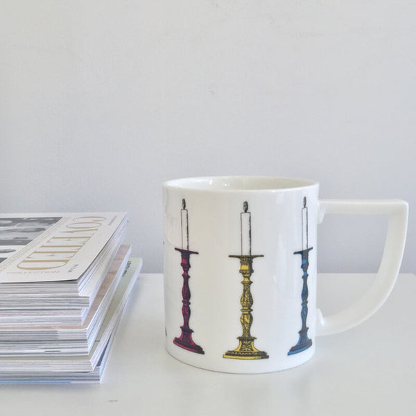 The New English:Candlestick Mug