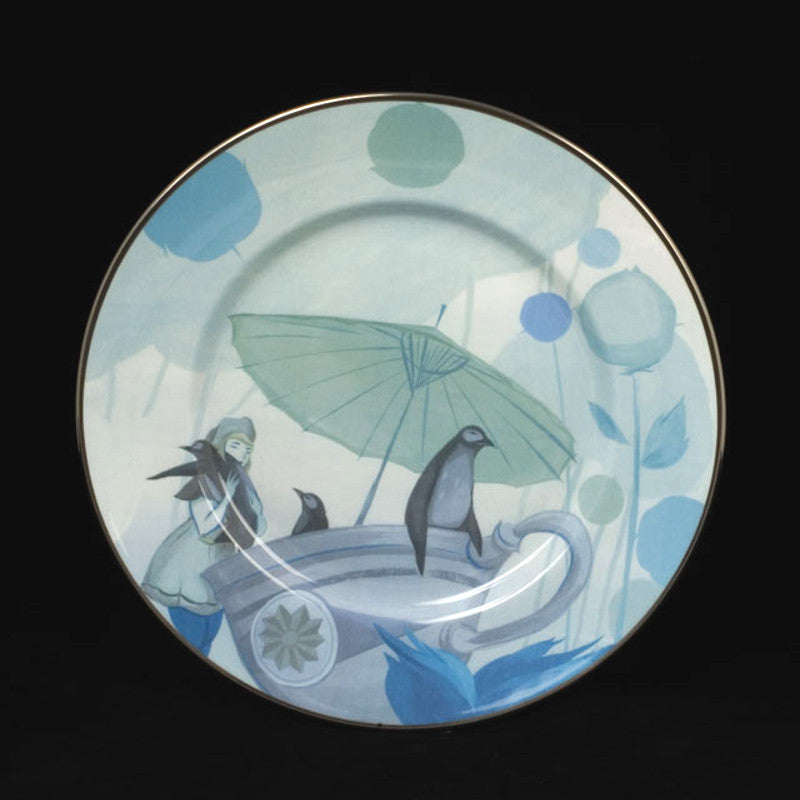 The New English:Matt Haber - 10'' Dinner Plate No. 2