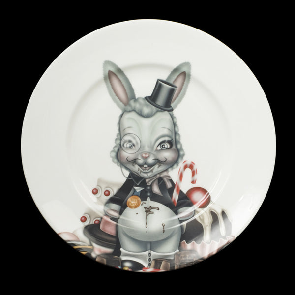 The New English:Mimi S - 10'' Dinner Plate