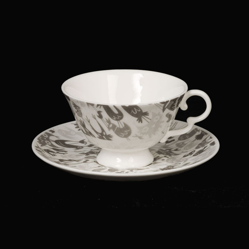 The New English:Nathan Jurevicius - Princess Teacup and Saucer (Set 1)