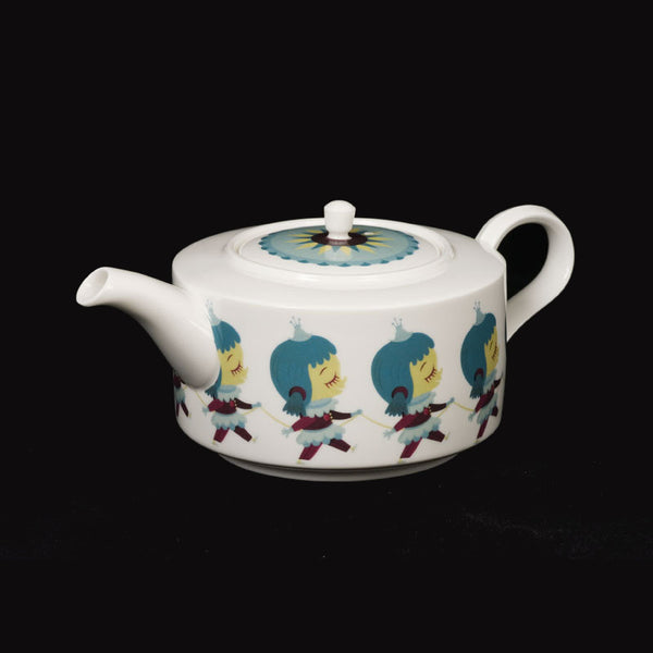 The New English:Nathan Jurevicius - Teapot (Set 2)