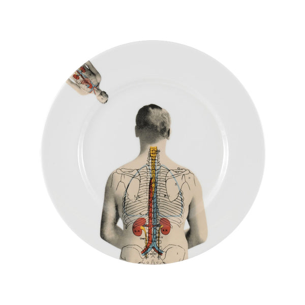 The New English:Anatomica Breakfast Plate