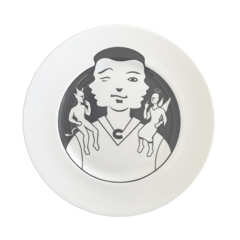 The New English:KRK Ryden - 10'' Dinner Plate