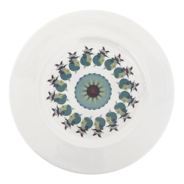 The New English:Nathan Jurevicius - 13'' Platter Plate