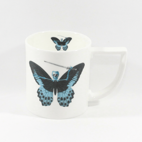The New English:Lepidoptera - Putulanus Mug