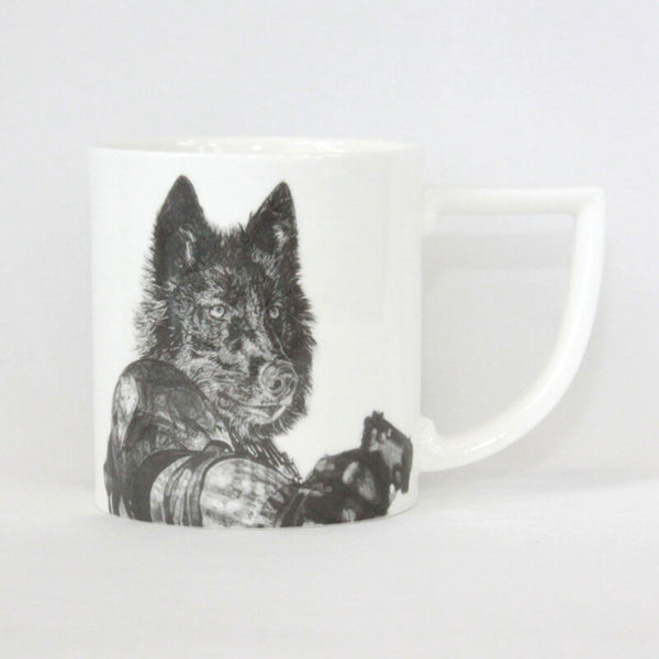 The New English:Jane McCracken - Revenge Mug