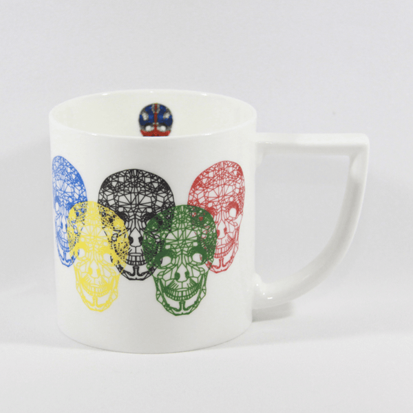 The New English:Skullympics Mug