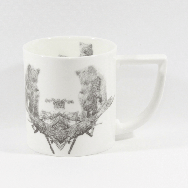 The New English:Jane McCracken - The Orphans Mug