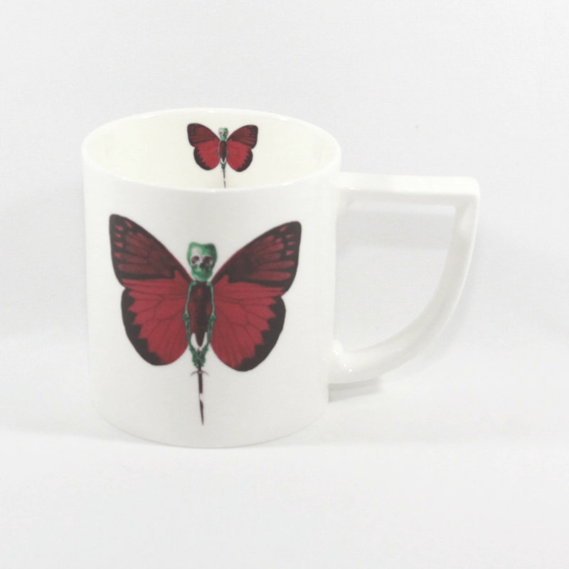 The New English:Lepidoptera - Vix Mug