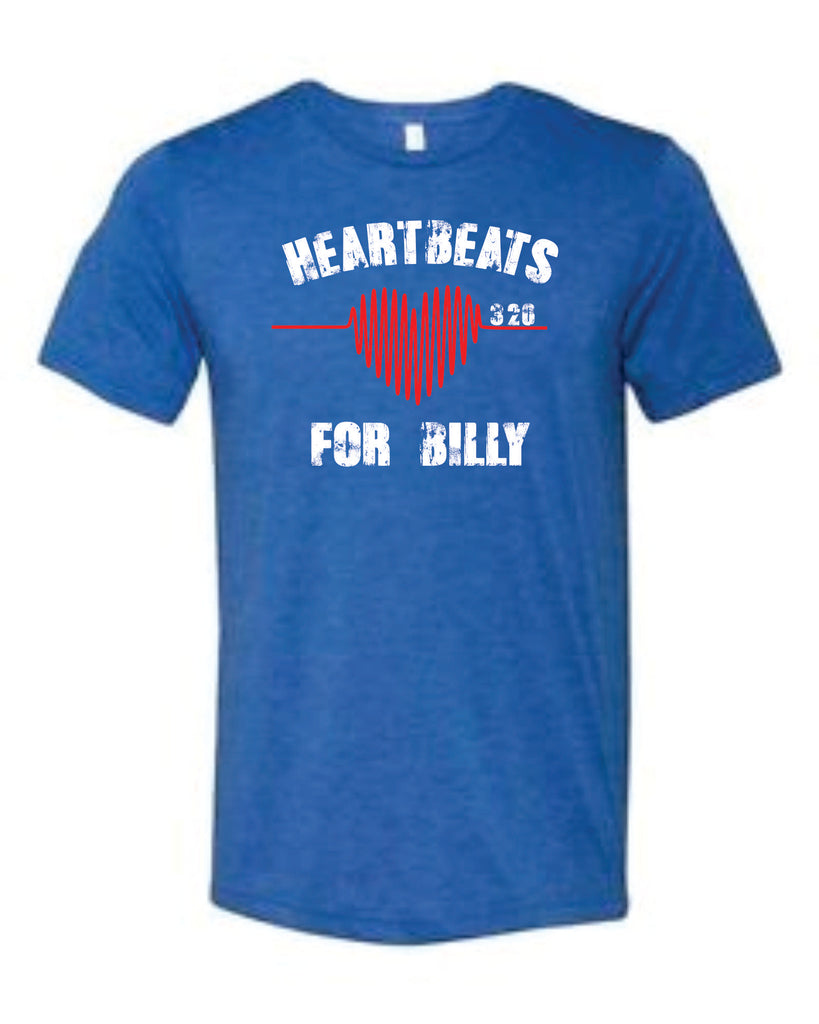 HEARTBEATS FOR BILLY