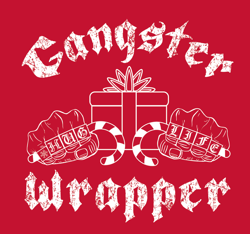 Gangster Wrapper long sleeve