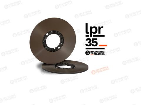 "LPR 35 1/4"" Tape Pancake for 10.5"" Reel"