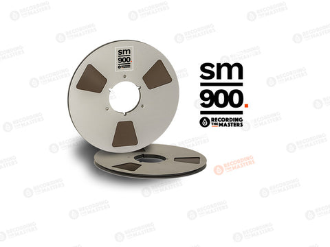 "RMGI / PYRAL / RTM SM900 Studio Master Tape On a 10.5"" Reel"