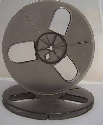 "RMGI / PYRAL / RTM Plastic 7"" Take Up Reel With Box"