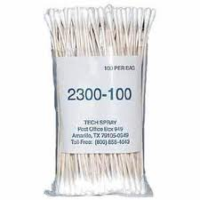 100 ct. Cotton Tipped Cleaning Swabs