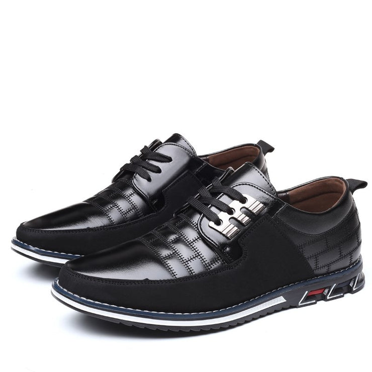 Genuine Leather Casual Shoes