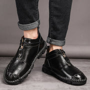 Lace-Up Fall Men's Shoes