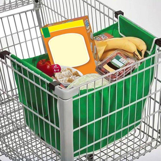 ClipToCart Reusable Trolley Shopping Bag