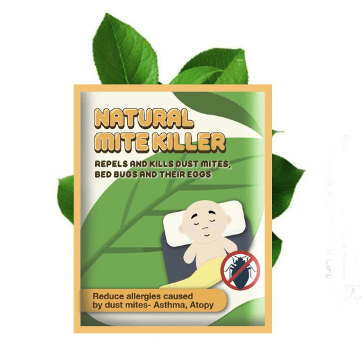 (6PACK BUNDLE SALE)Natural Herbal Mite Exterminating Pad